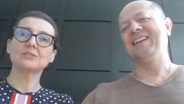 Olga és Igor Kovalcsuk