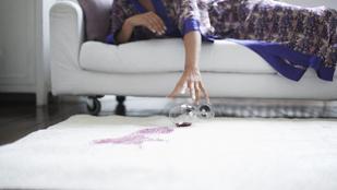 Így távolítsd el a foltokat a szőnyegből