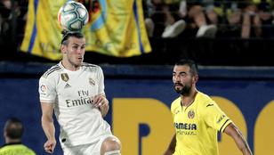 Bale bevallotta, hogy a Real-ultrák állandó fütyülése elveszi az önbizalmát