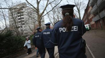 Tavaly több mint 41 ezer politikai bűncselekményt követtek el Németországban