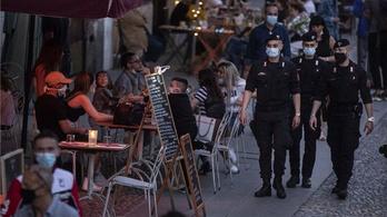 Újra emelkedett az áldozatok száma Olaszországban