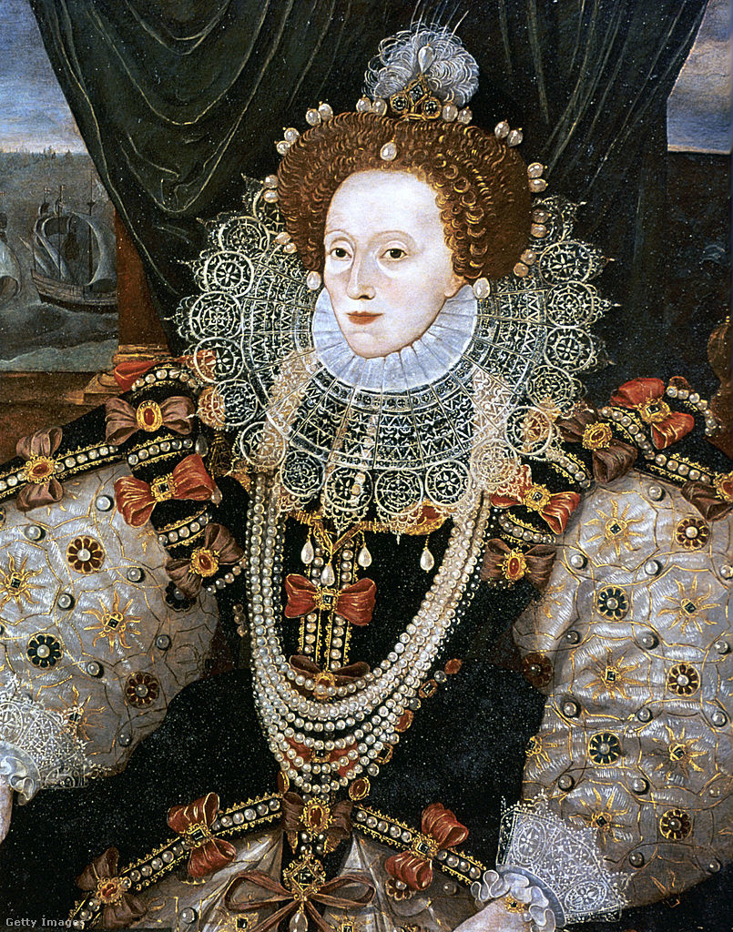 I. Erzsébet királynő.