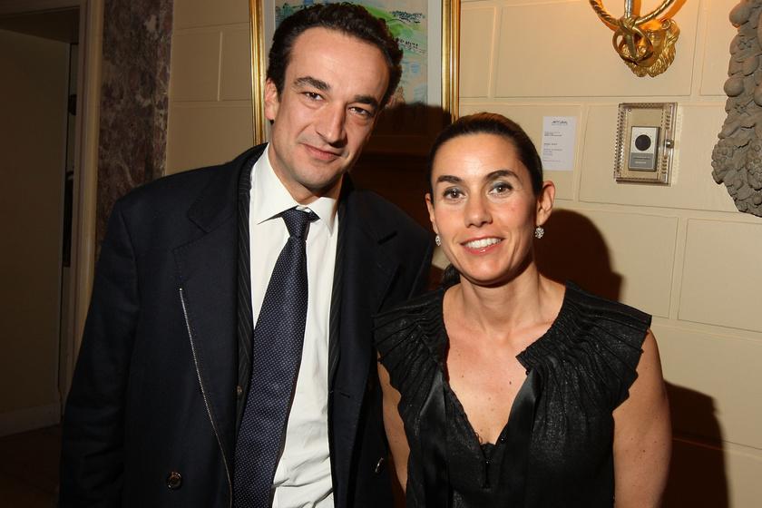 Olivier Sarkozy és volt felesége 2009-ben.