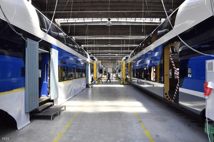 Bejelentette a Gazdasági Versenyhivatalnak (GVH) a TMH International AG és a Magyar Vagon Zrt., hogy egy általuk közösen irányított vállalkozás (a TMH Hungary Invest Zrt.) révén megvásárolják a Dunakeszi Járműjavító Kft. üzletrészeinek 90 százalékát a MÁV Zrt-től és a magyar államtól 2020. májusában.