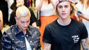 Justin Bieber továbbra se nagyon veszi emberszámba a feleségét