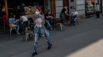 Koronavírus: újabb nyolc beteg halt meg