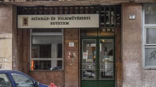 A sajtóból értesült az egyetem átalakításáról a Színművészeti