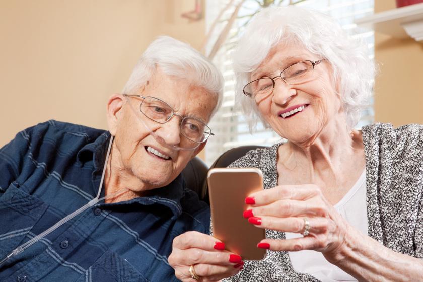 okostelefon-gyógyászat
