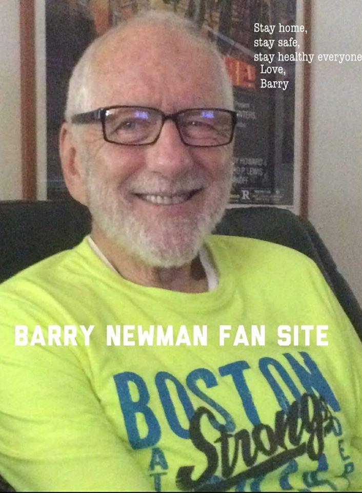 Barry Newman ma már a szakállra esküszik.