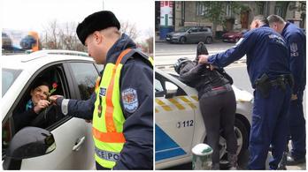 Miért kell elütni, megrugdosni a rendőrt?
