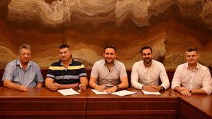 A NAV részletfizetési engedménye után épül a nagykőrösi sportegyesület új klubháza