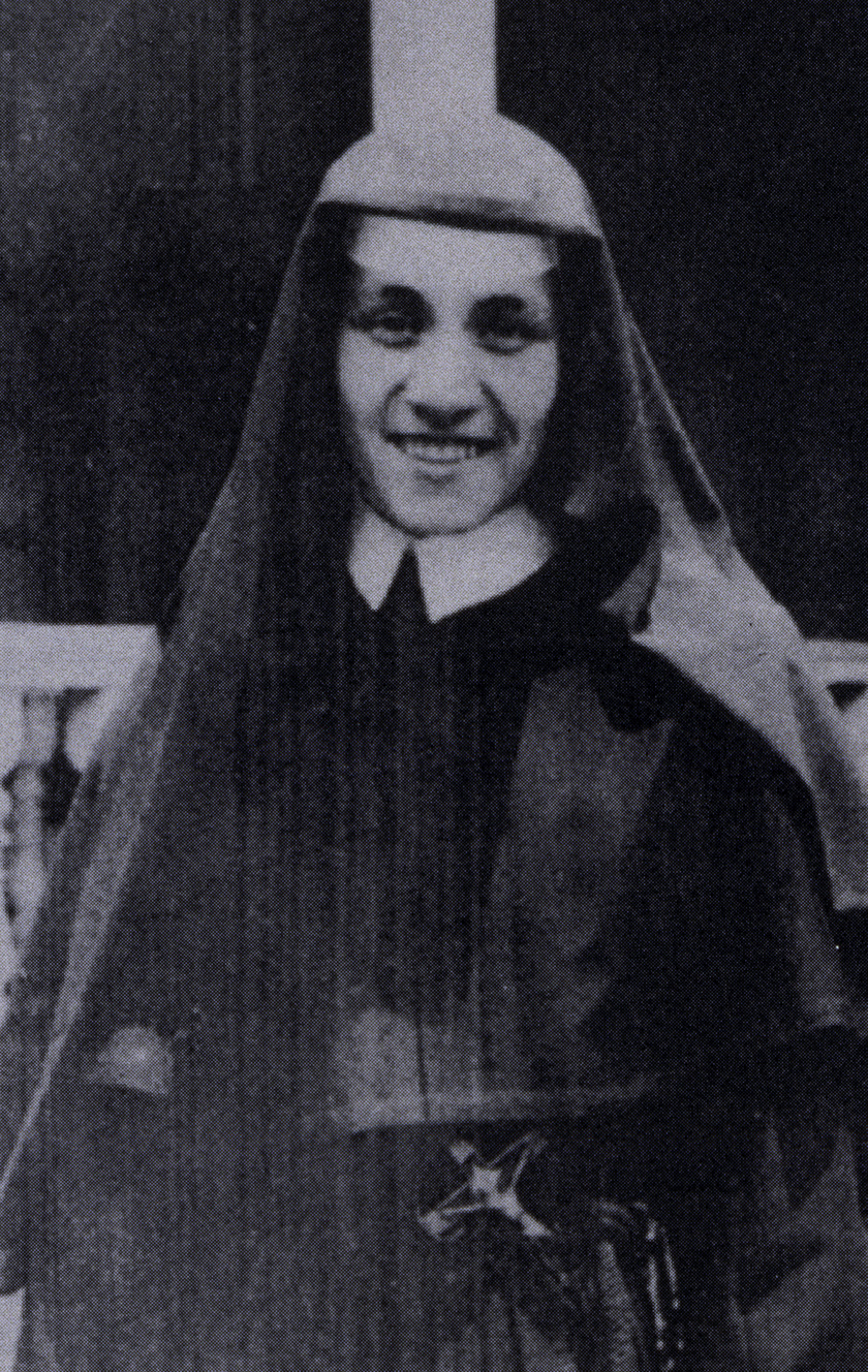 Az 1930-as években készült róla ez a fotó.