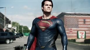 Henry Cavill mégis visszatérhet Supermanként