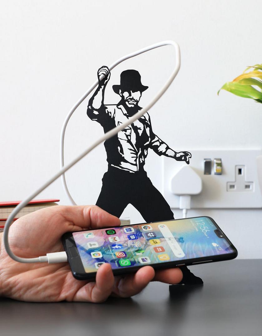 Indiana Jones és a végzet töltője.