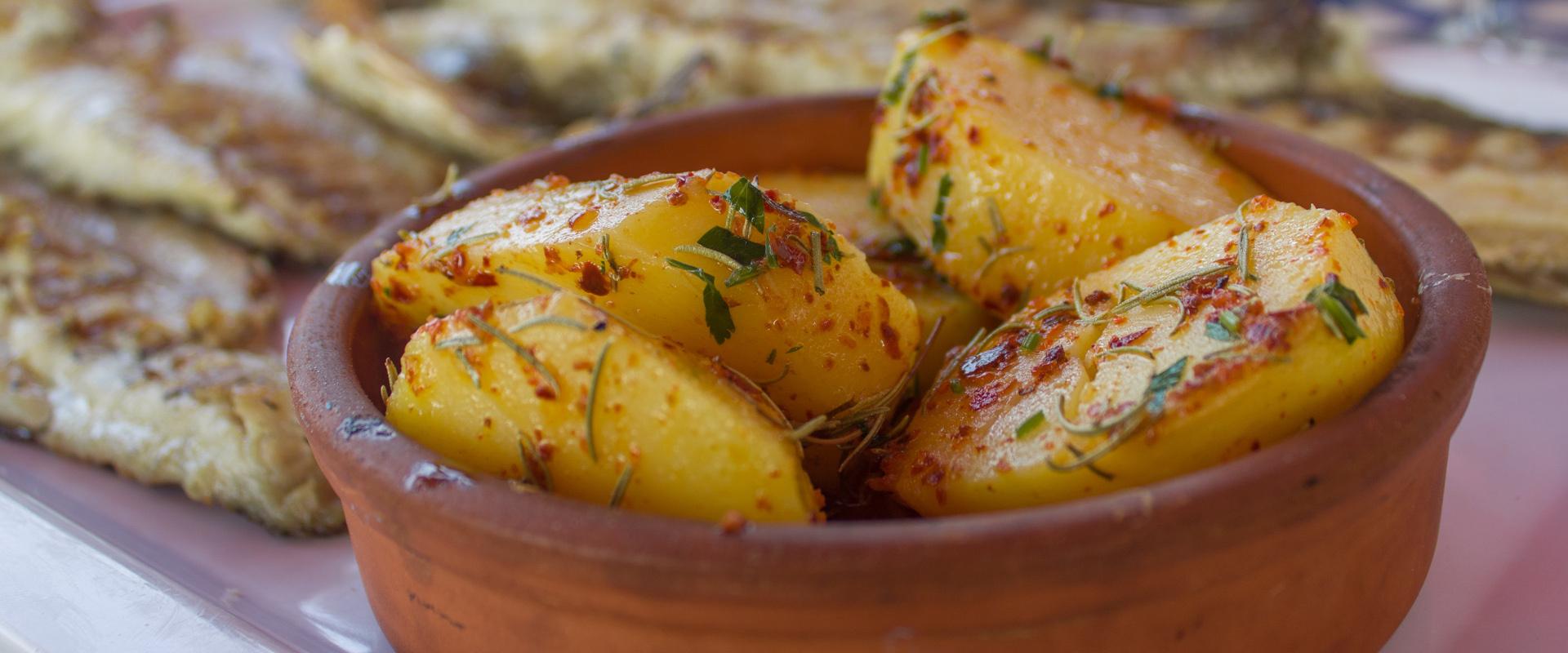 majonézben sült krumpli cover