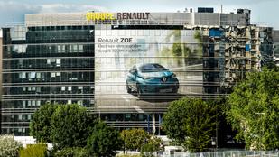A Renault megválik dolgozói 10 százalékától
