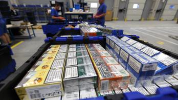 Tavaly is brutális mennyiségű pénz hömpölygött át a dohányboltellátón