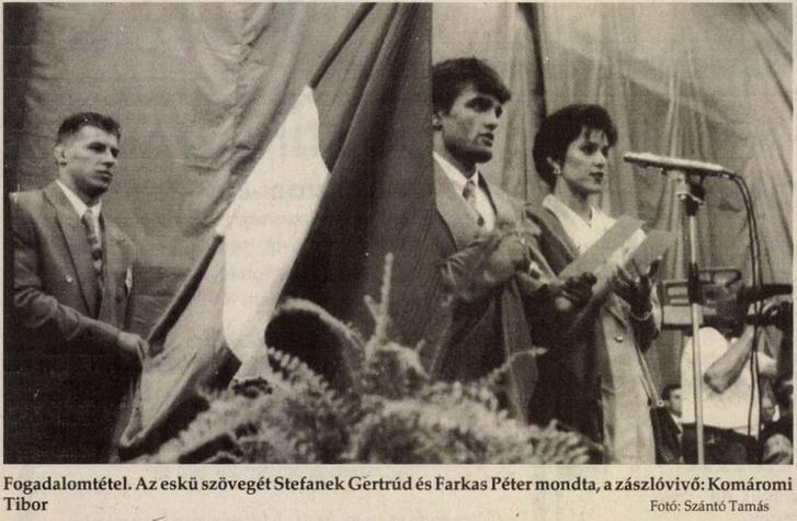 Új-Magyarország,-1992