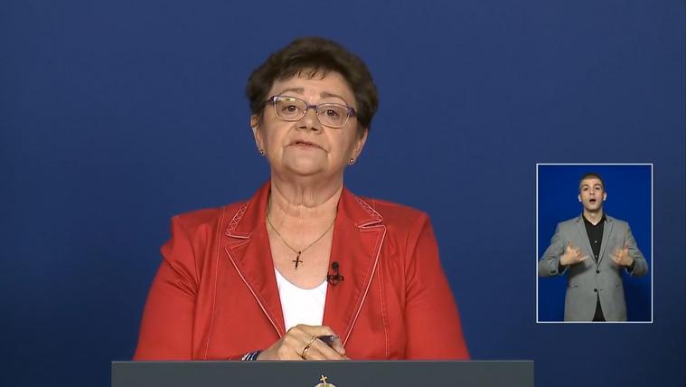 Müller Cecília: Az enyhítések után sem nőtt a fertőződések száma