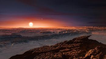 Igazolták, hogy van egy Föld méretű bolygó a Proximánál
