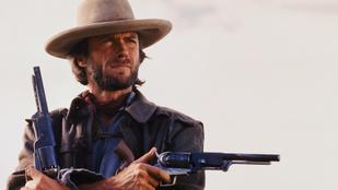 9 érdekesség a 90 éves Clint Eastwoodról