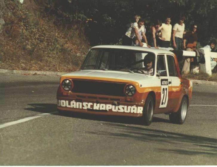 Ha minden második autó Lada az országban, s még jól tuningolható is, vajon versenyeztek-e vele?