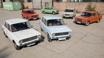 E poszttal indul a Lada születésnapi sorozata a Totalcaron, a Lada50