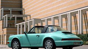Figyelmetlenül adott nevet a Porsche