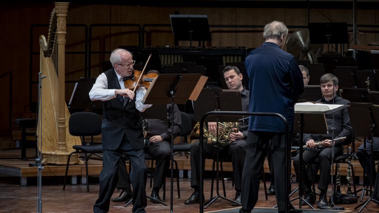 Szombat este: Mahler, Bach, Schnittke, Weinberg