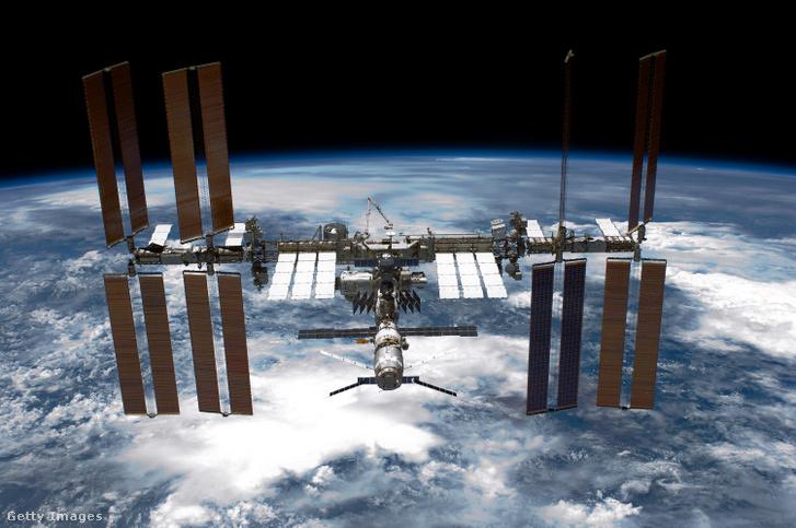 Nemzetközi Űrállomás (ISS)
