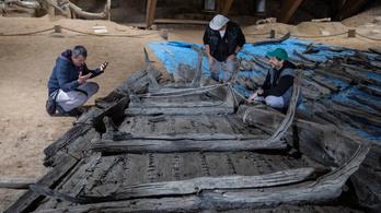 Ókori római csatahajót találtak egy szerb szénbányában
