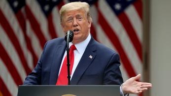 Trump: Az Egyesült Államok megszakítja a kapcsolatát a WHO-val