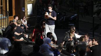A franciák 109 új vírusgócpontot találtak, de ez nem is olyan rossz hír