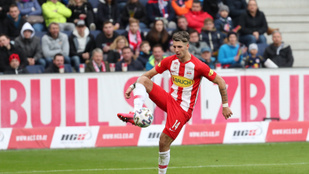 Szoboszlai mesteri gólt lőtt, Osztrák-kupát nyert a Salzburggal