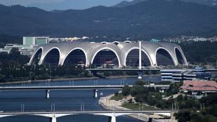 Észak-Koreában van a világ legnagyobb stadionja