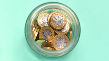 A fiatalok felének van megtakarítása, átlagosan 404 ezer forint