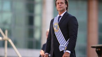 Karanténba került Uruguay elnöke, mert koronavírusos tisztségviselővel találkozott