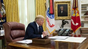 Trump egészpályás letámadást indított a közösségi média ellen