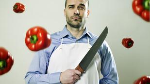 Ebből a négyféle késből kellene lennie minden háztartásban