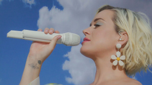 Katy Perry depressziós lett, hogy ekkorát bukott az albuma