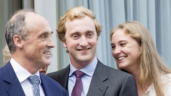 Koronavírusos a belga király unokaöccse