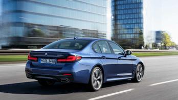 Elektromos és 1000 lóerős lehet a következő BMW M5-ös?