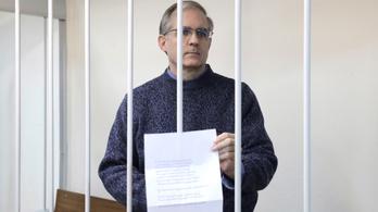 Mike Pompeo ismét a Moszkva által kémkedéssel vádolt amerikai szabadon bocsátását követeli