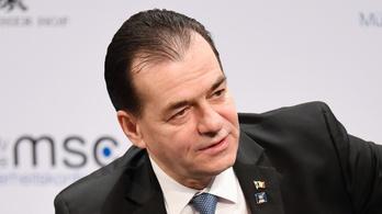 Saját járványügyi szabályait sem tartotta be a román miniszterelnök