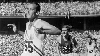 Meghalt az amerikai sprinter, aki az 1956-os olimpián három aranyat nyert
