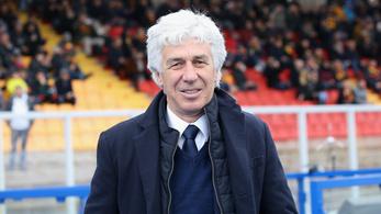 Koronavírusos volt az Atalanta edzője a nagy BL-siker idején