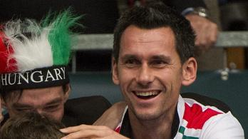 Bardóczky Kornélt látnák szívesen a teniszszövetség elnökeként