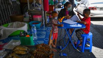 60 milliárd dolláros gazdaságélénkítő csomagot fogadott el Thaiföld