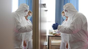 16 új eset van, 1209 az aktív koronavírus fertőzöttek száma