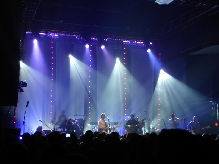A Belle and Sebastian2006 márciusában adott koncertje a 9:30 Clubban.